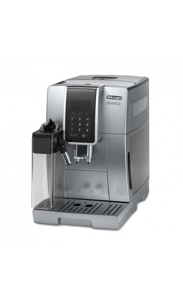 delonghi dinamica ecam machine caf grain de 39 longhi. Black Bedroom Furniture Sets. Home Design Ideas