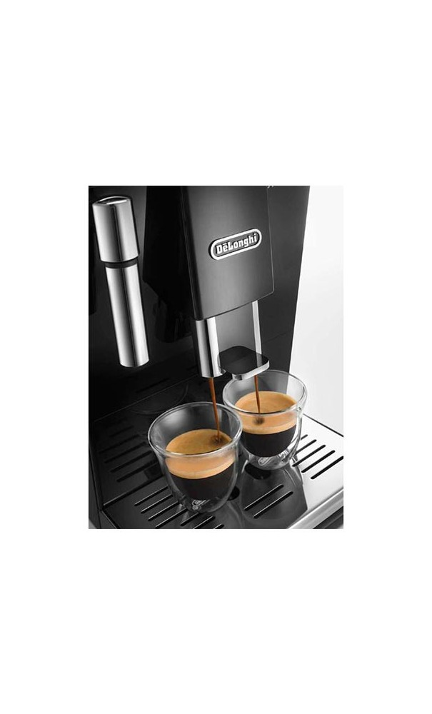 delonghi autentica etam machine caf grain de 39 longhi. Black Bedroom Furniture Sets. Home Design Ideas