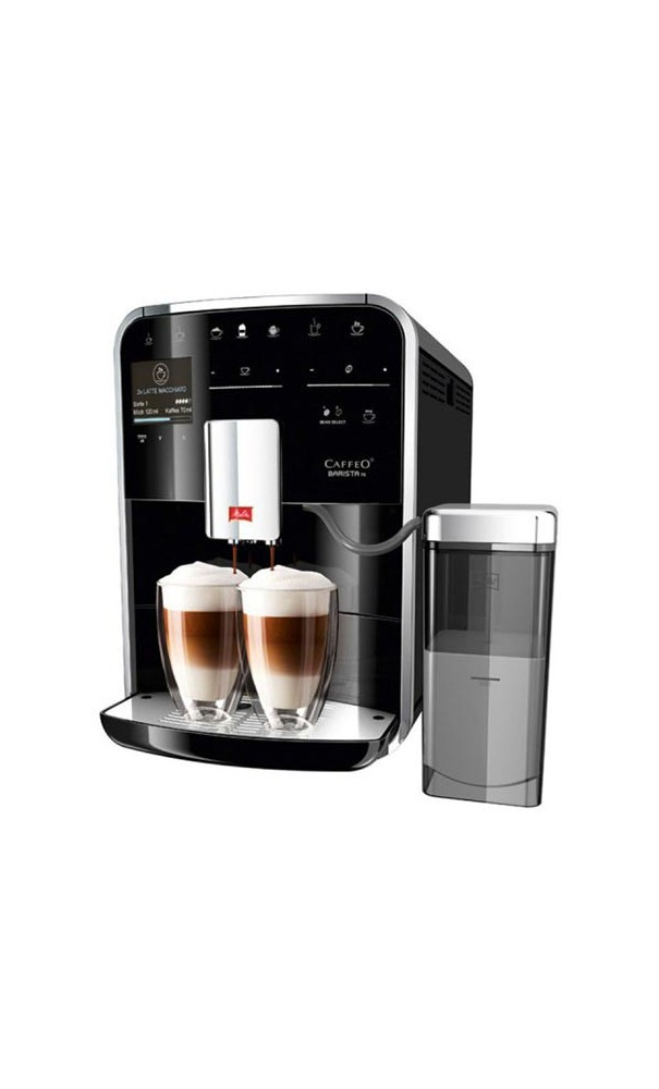 machine caf automatique caffeo barista ts noire f750 102 de melitta. Black Bedroom Furniture Sets. Home Design Ideas