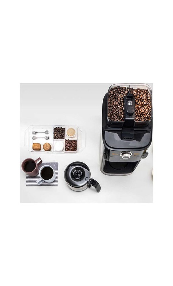 cafeti re automatique philips grind brew hd7766 00 cafeti re fi. Black Bedroom Furniture Sets. Home Design Ideas