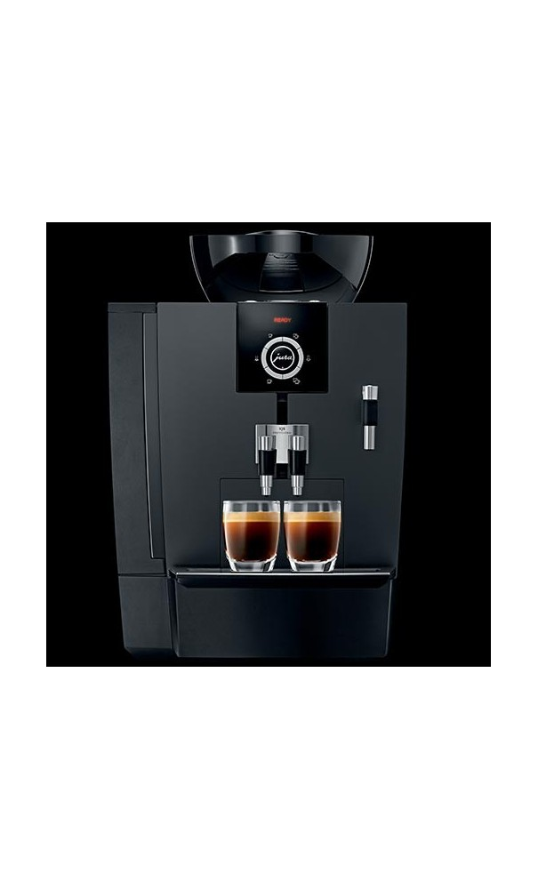 jura xj6 professional machine caf grain jura. Black Bedroom Furniture Sets. Home Design Ideas