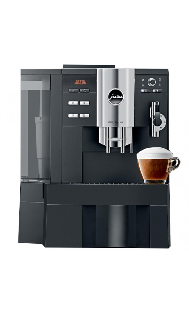 jura xs9 professional machine caf grain jura. Black Bedroom Furniture Sets. Home Design Ideas