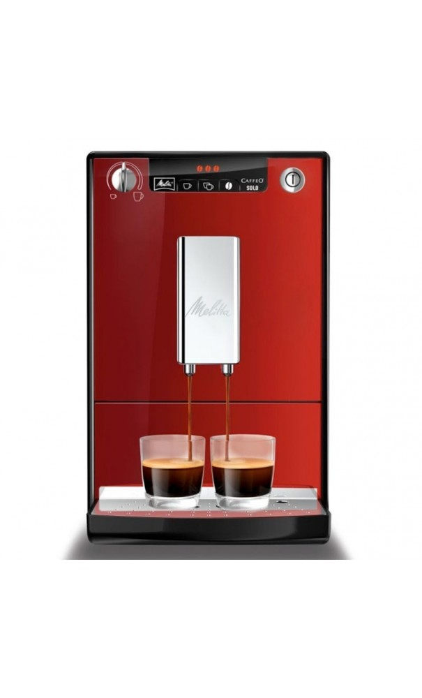 machine caf automatique caffeo solo de melitta chacun. Black Bedroom Furniture Sets. Home Design Ideas