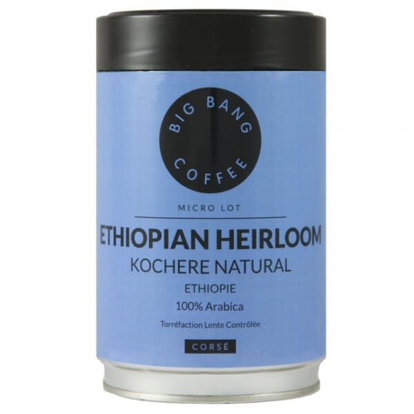 Micro-lot Ethiopian Heirloom - Kochere natural