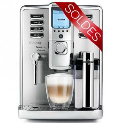 Machine Expresso Automatique : Saeco Incanto HD9712/11 - Chacun Son Café