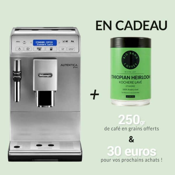 Machine-cafe#Delonghi-29.620.SB-offre-speciale