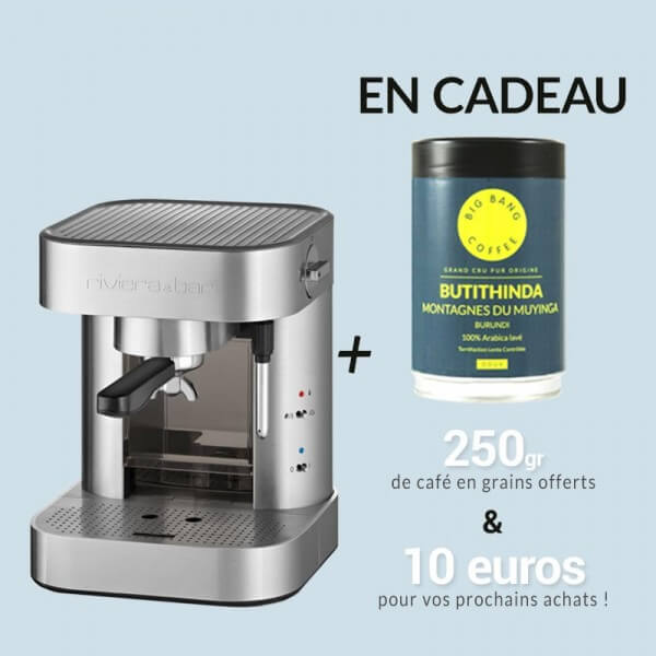 Machine-cafe#Rivieraetbar-CE342A-offre-speciale